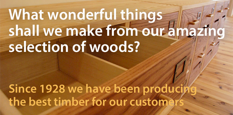 What wonderful things shall we make from our amazing selection of woods?